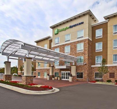 Holiday Inn Express & Suites Ann Arbor West Ann Arbor, MI