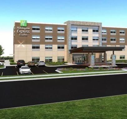 Holiday Inn Express  Auburn Hills, MI - South