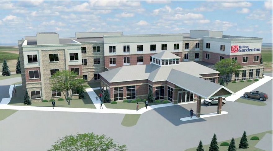 Hilton Garden Inn in works at Great Lakes Crossing Outlets - Press - Elite Hospitality Group - AR-161039962